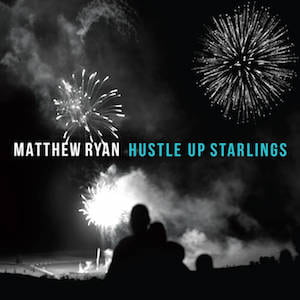 Hustle Up Starlings by Matthew Ryan cover art