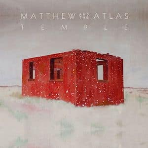 Temple by Matthew and the Atlas cover art