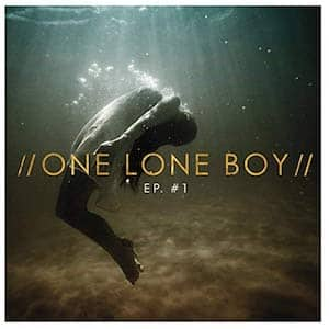 One Lone Boy EP #1 cover art