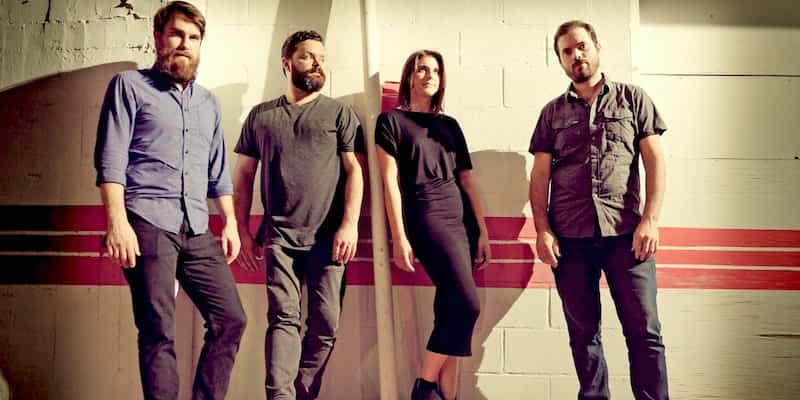 Alt-folk band Reddening West
