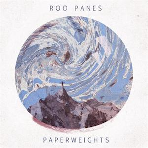 Cover art for Paperweights by Roo Panes