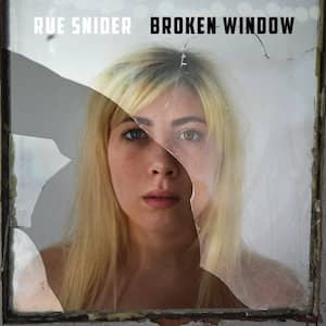 Broken Window By Rue Snider cover art