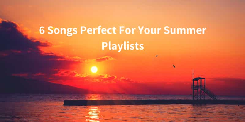 Summer Playlist sunset cover