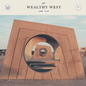 Long Play by The Wealthy West cover art