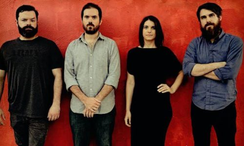 Texas alt-folk band Reddening West