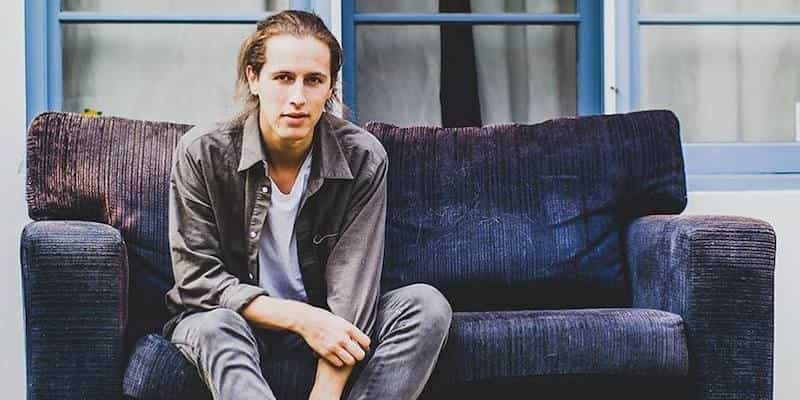 Australian alt folk musician Riley Pearce